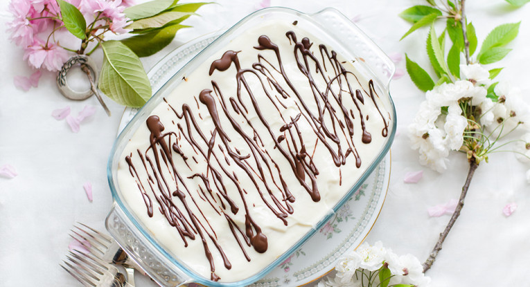 עוגת גבינה שכבות חג שבועות טבעוני טבעונות