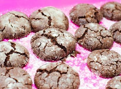 עוגיות שוקולד סדוקות טבעוני מתכון pudding dessert vegan טבעוניות קינוח