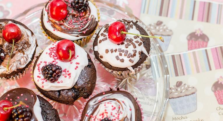 טבעוניות מתכון pudding dessert vegan קינוח מאפינס טבעוני שוקולד מתכון