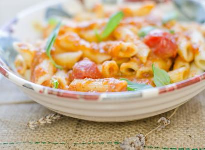 רוטב עגבניות פסטה שרי עגבניות מיובשות