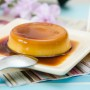 pudding dessert vegan קינוח קרם קרמל טבעוני טבעונות
