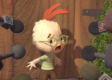 Chicken Little Disney Chicken Little