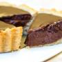 פאי שוקולד טבעוני