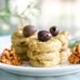 לביבות תפוחי אדמה ורוזמרין טבעוניות ללא ביצים לחג חנוכה