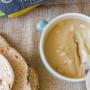 חמאת צנוברים טבעונית