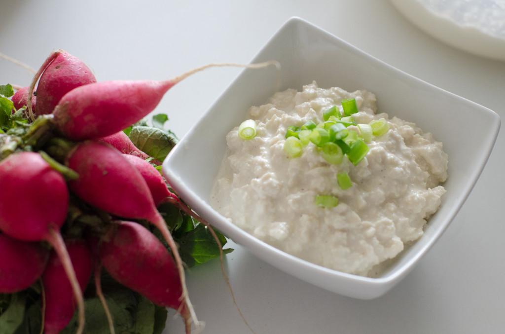 גבינת קוטג' טבעונית- מתכון להכנה ביתית